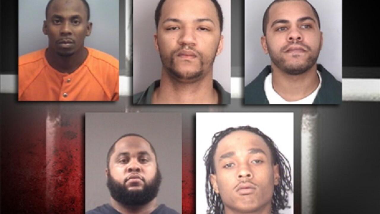Feds raid 14 Hampton Roads properties in federal heroin trafficking investigation; 5arrested