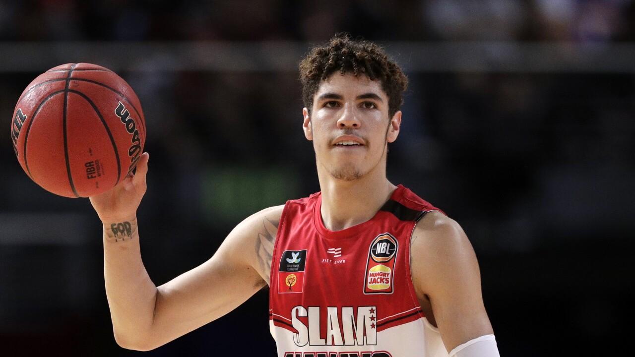 Lamelo Ball S Long Basketball Journey To Soon Reach The Nba