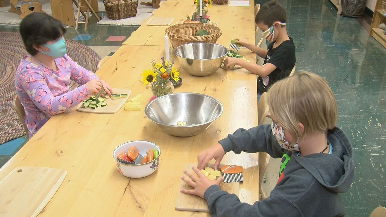Making Stone Soup: We are sharing some fall-inspired recipes and art projects for kids.
