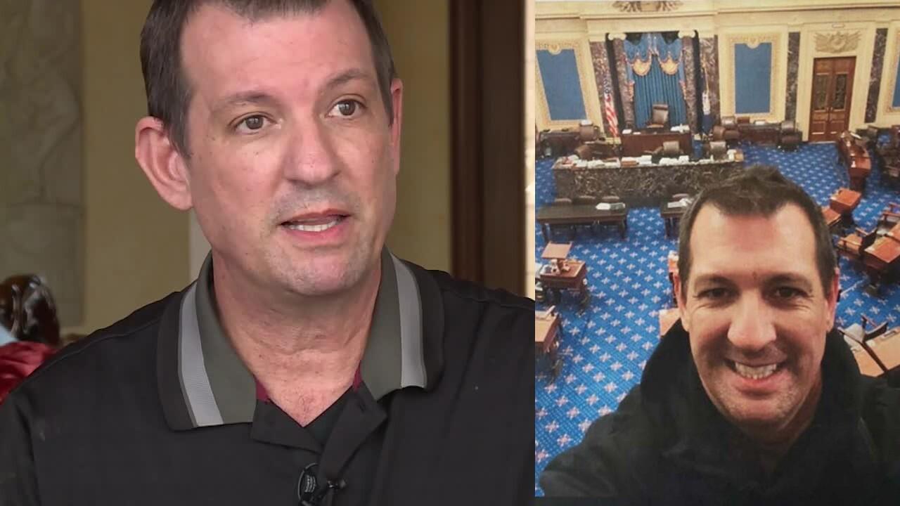 Tony Mariotto stormed US Capitol