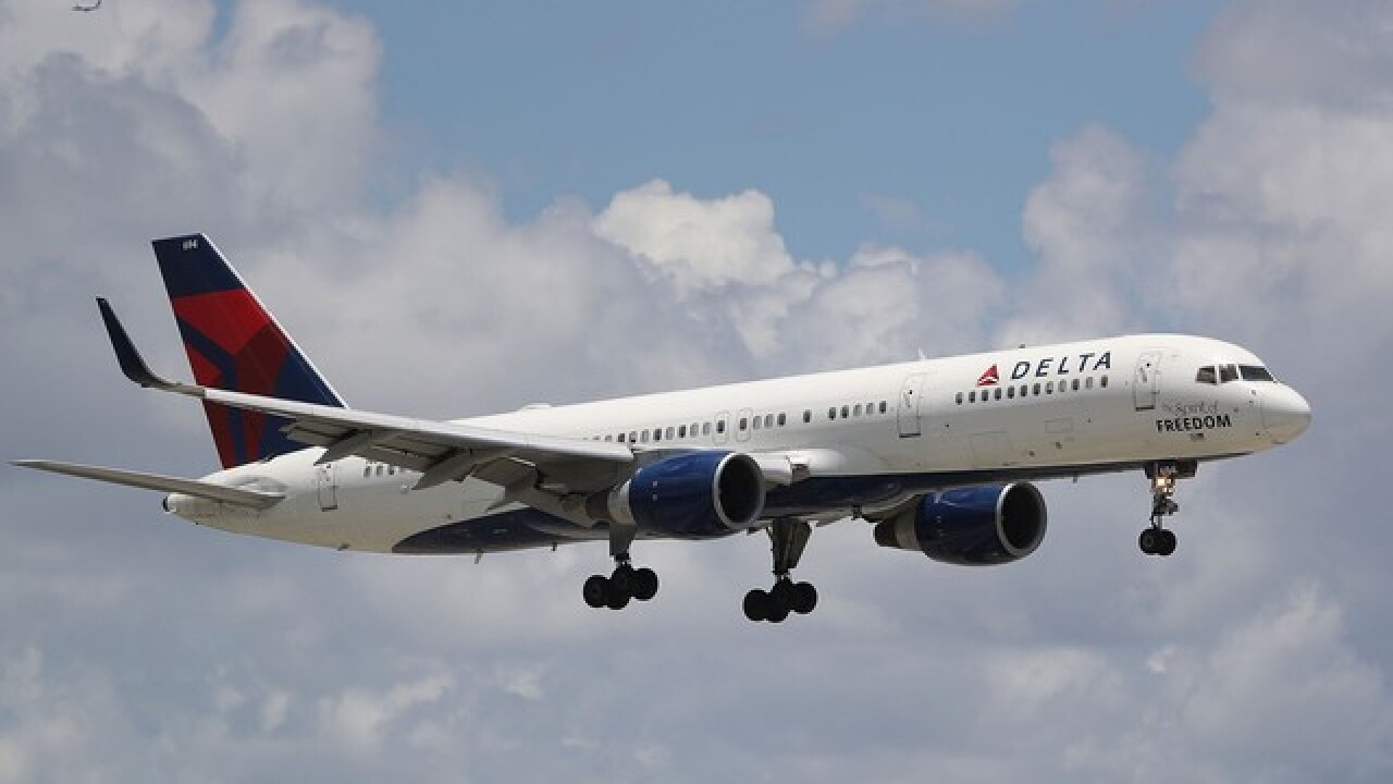 Delta is hiring new flight attendants