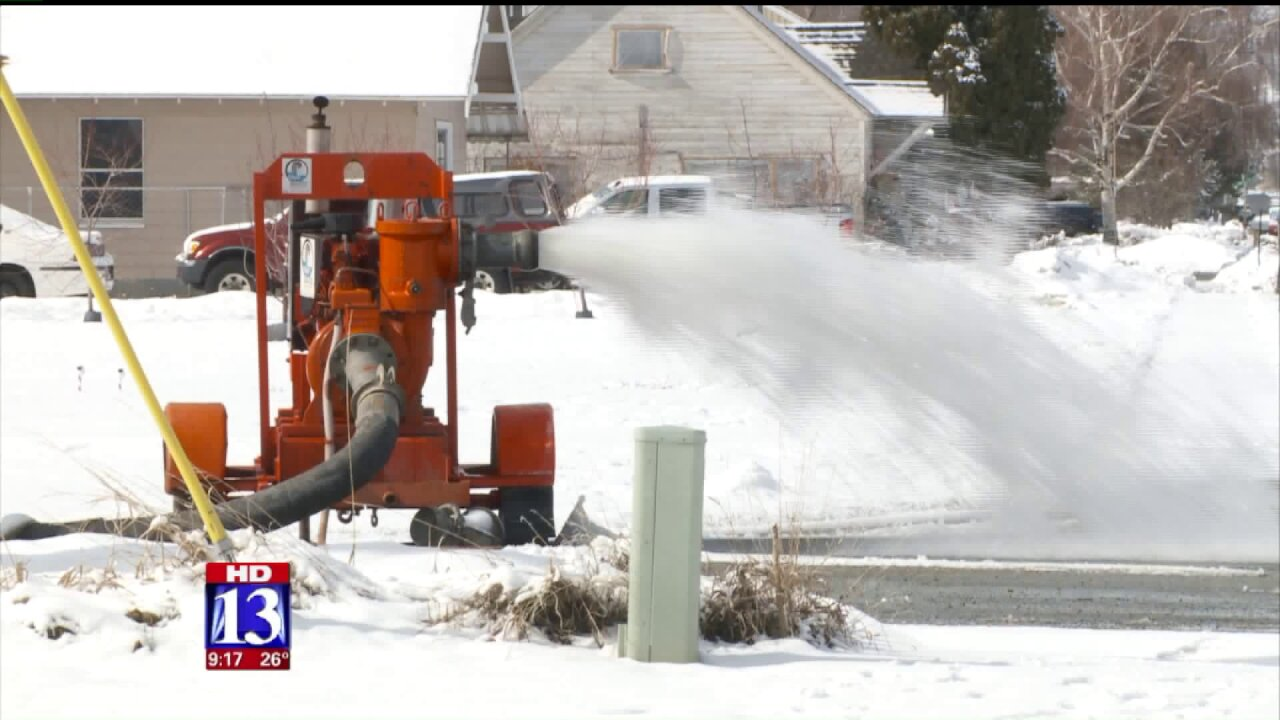 Box Elder County residents band together in face offlooding