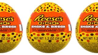 Reese's Is Debuting A Chocolate Egg Filled With Reese's Pieces This Easter