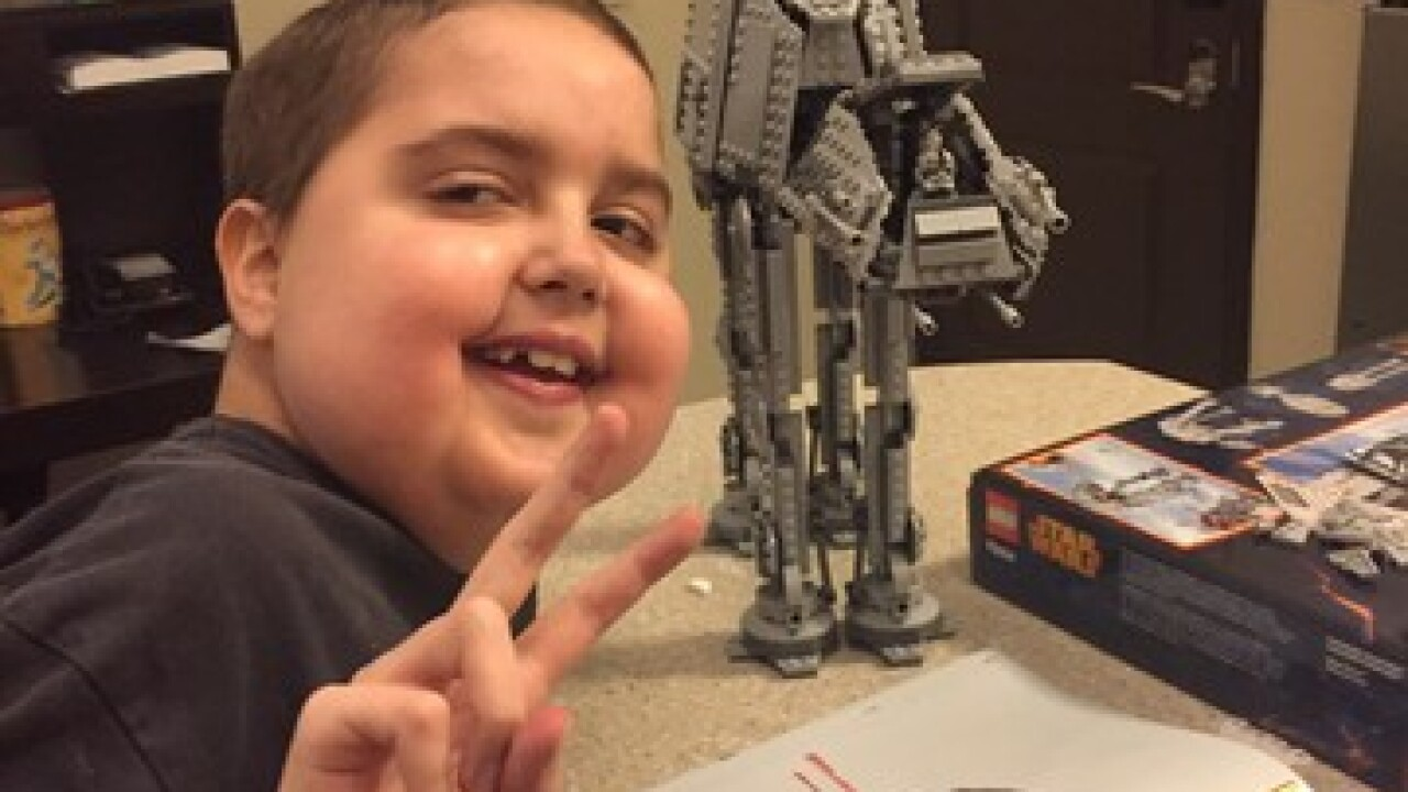 9-year-old gets new heart - but battle goes on