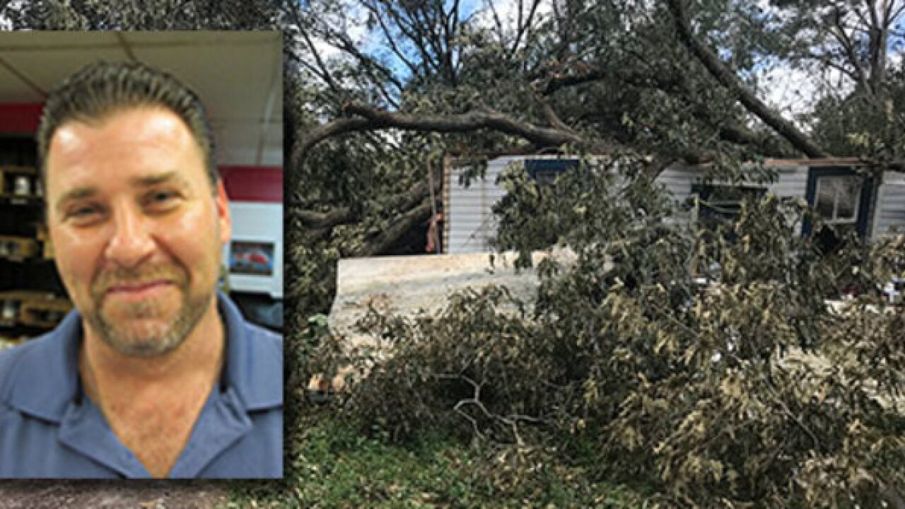 Gretna, FL man killed during Hurricane Michael
