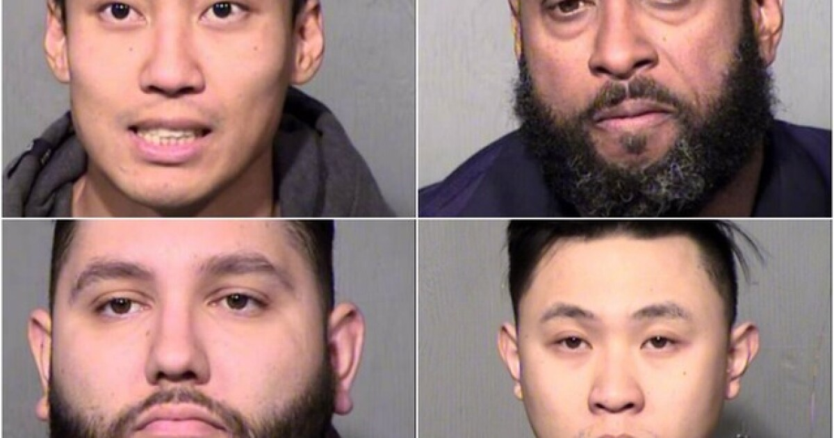 Large scale' international ecstasy operation busted in Valley