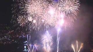 Fireworks Problematic For Veterans With PTSD