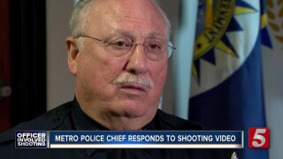 Steve Anderson Metro PD Chief