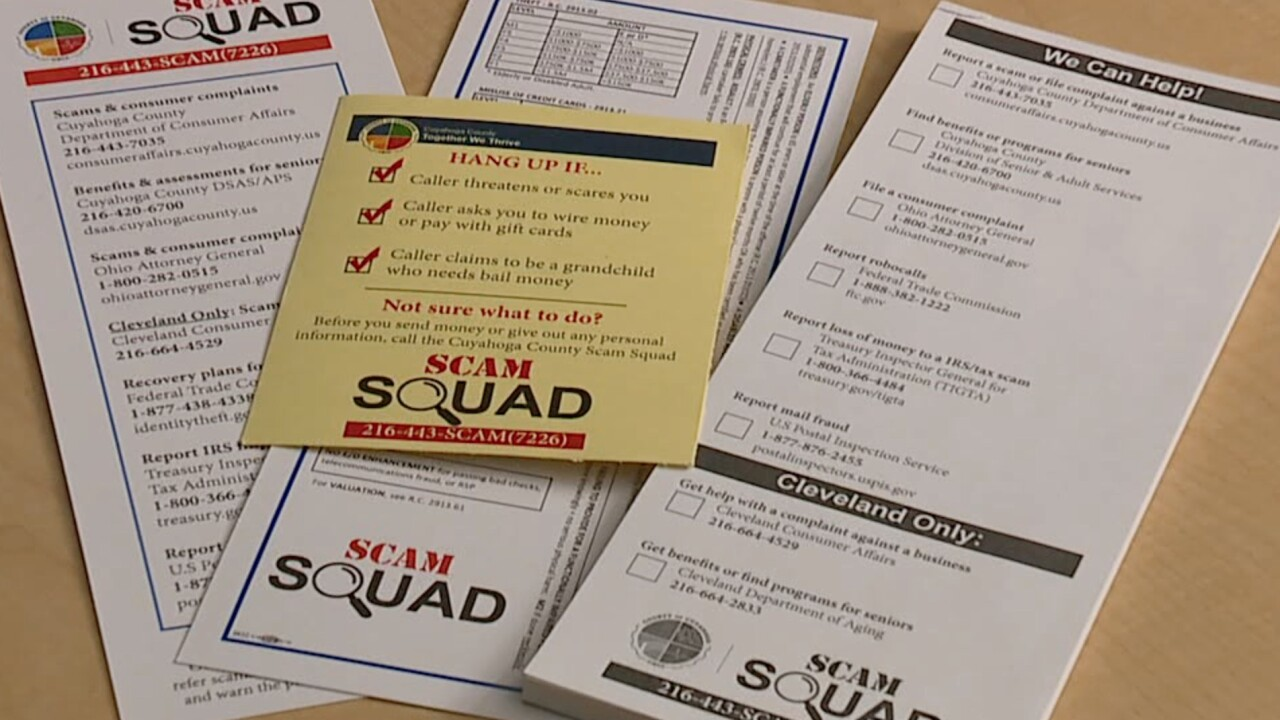 N.E. Ohio scams mostly likely to strike during the final holiday rush