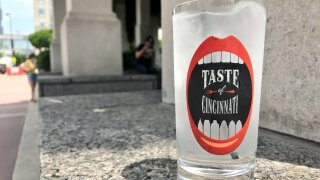 Taste of Cincinnati cocktail
