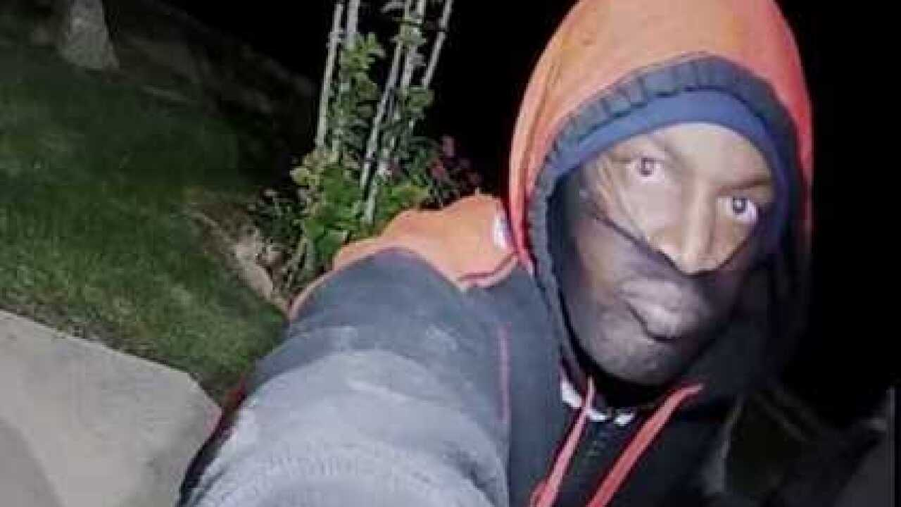 BPD looking for attempted burglary suspect