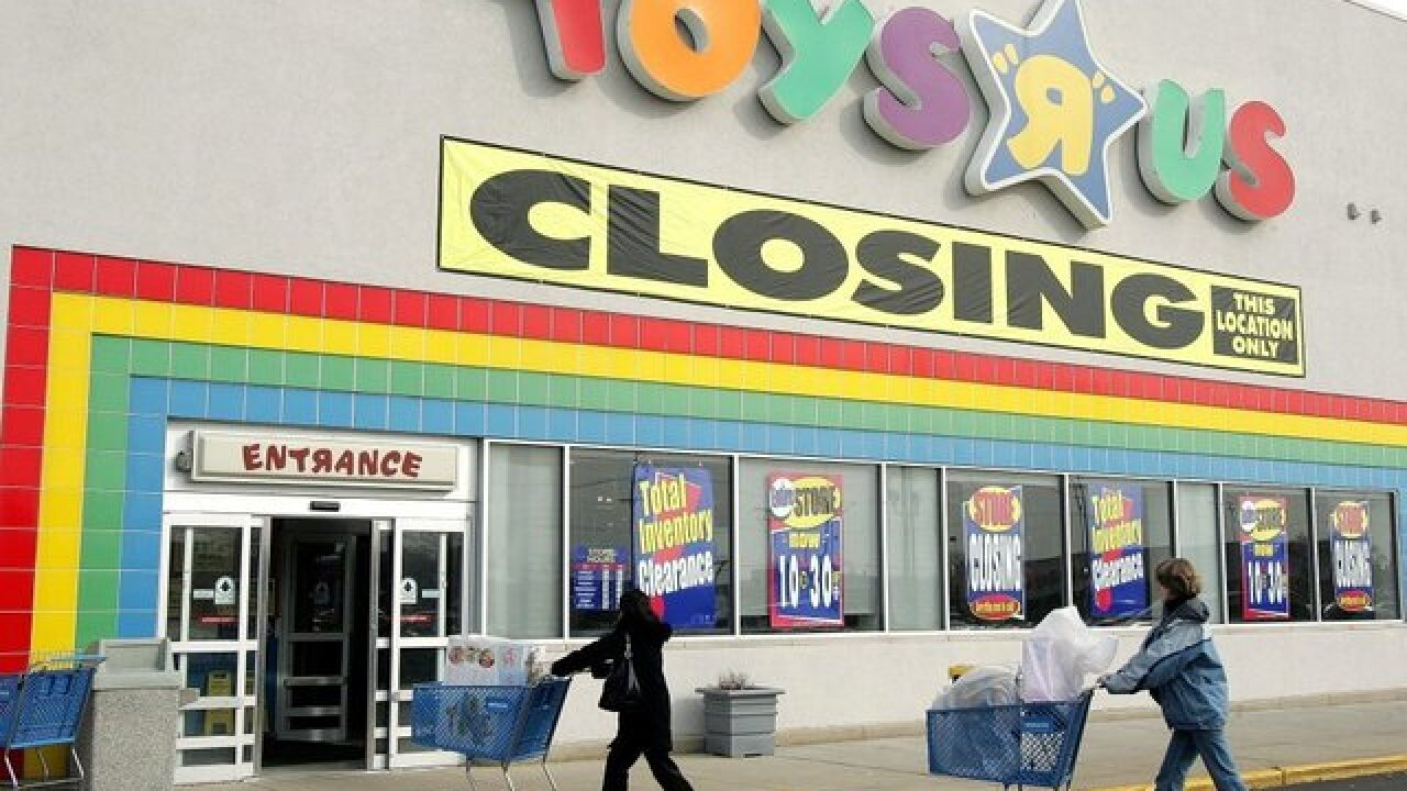 Toy store wars: Who will get Toys 'R' Us shoppers?