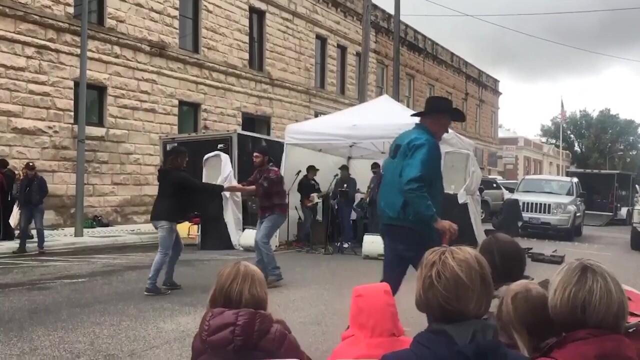 Chokecherry Festival draws crowds to Lewistown