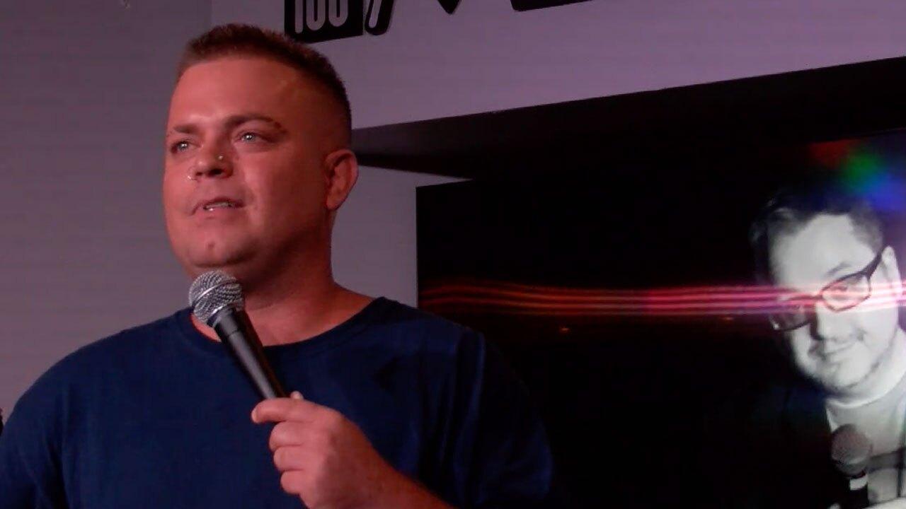Jordan Garnett, comedian reflects on death of Wayne Felber