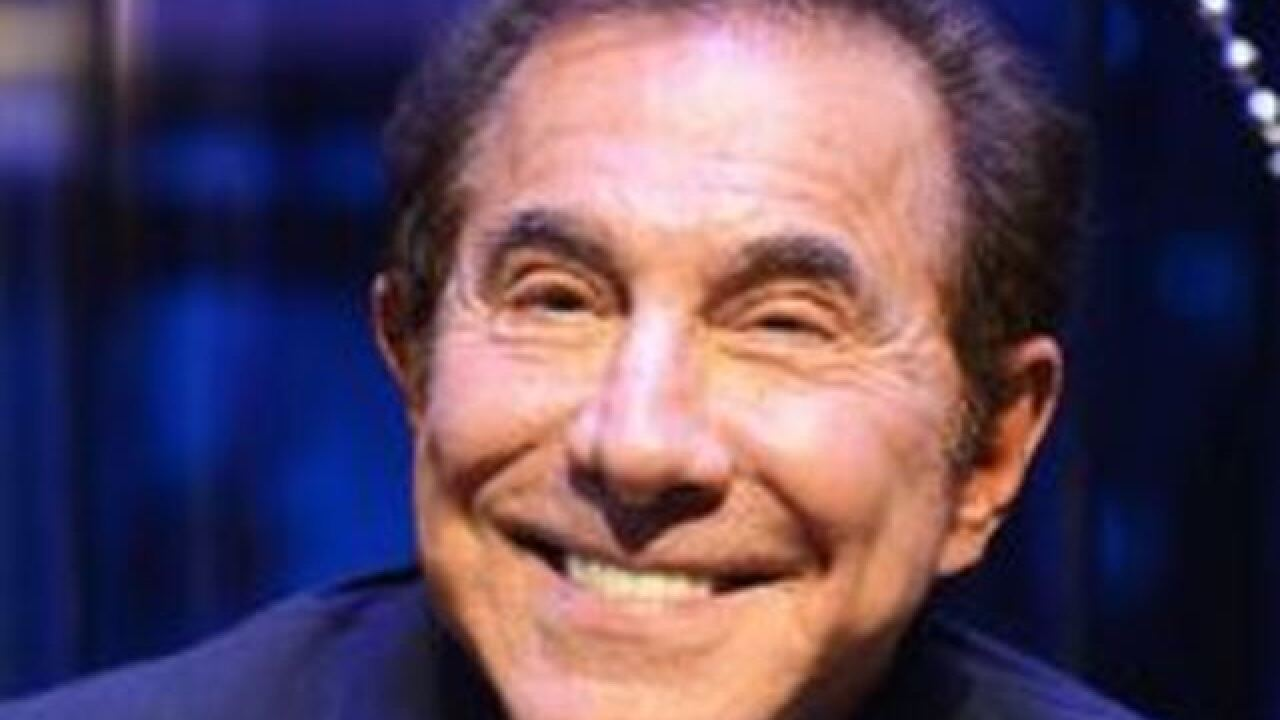 Manicurist accuses Steve Wynn of inappropriate behavior in 2015