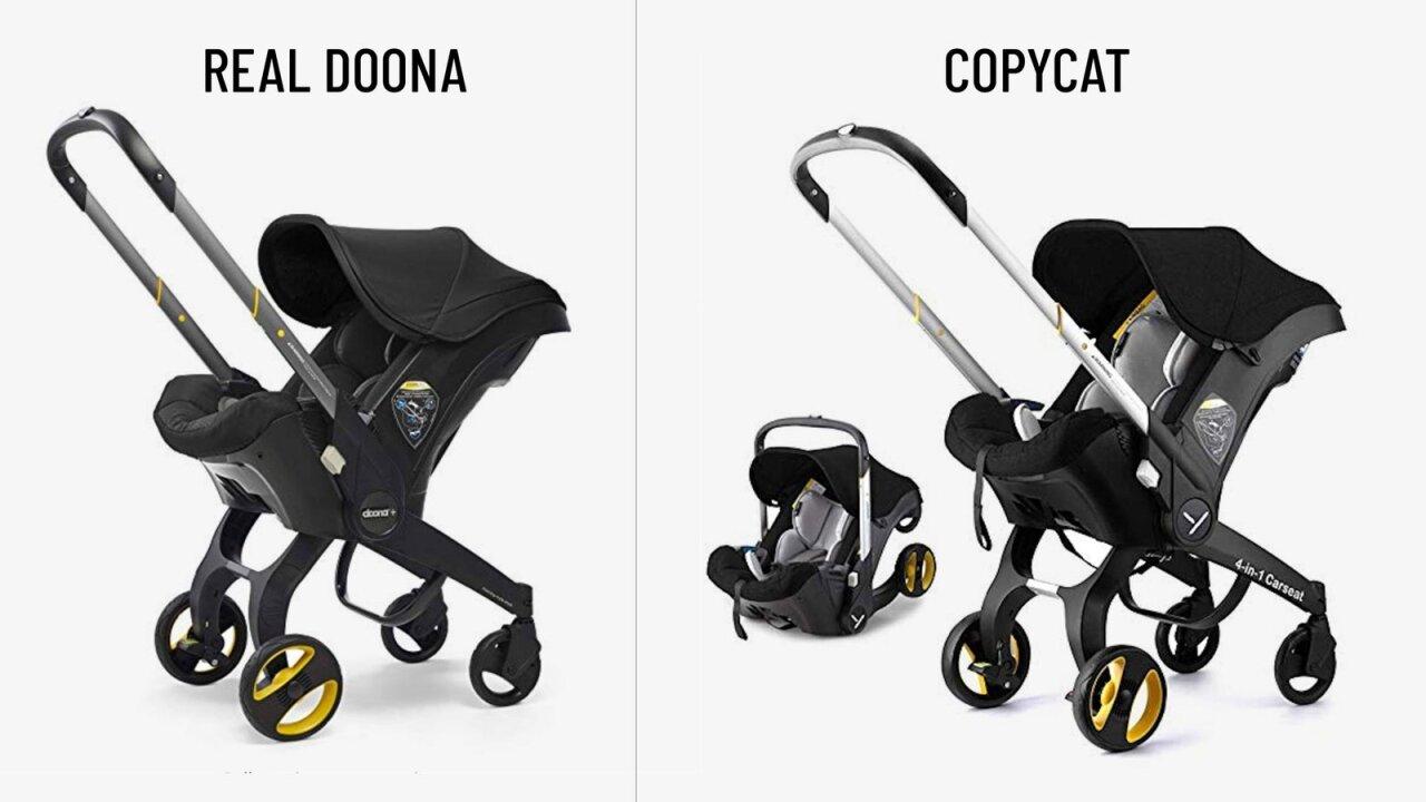 Copycat Doona Crash