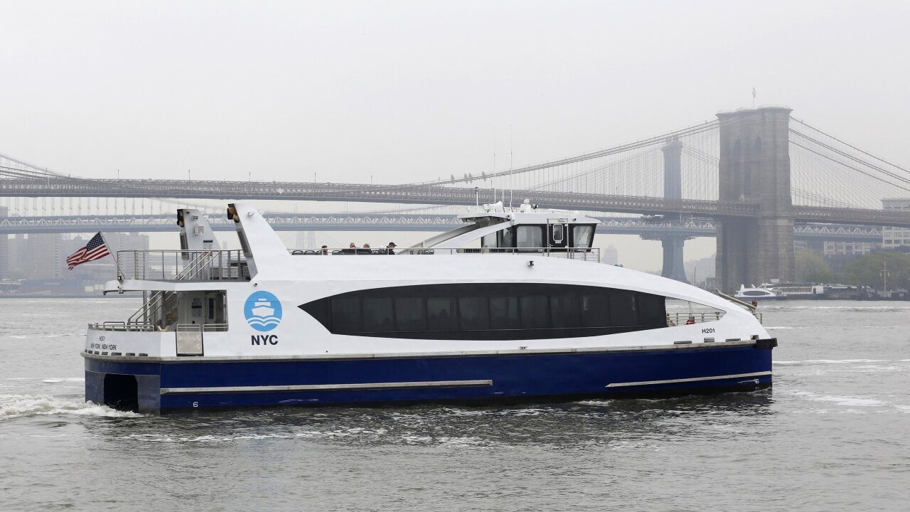 Muslim families weren't allowed to board NYC ferry after being labeled a 'security issue,' complaint says