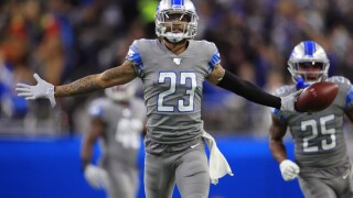 Lions CB Darius Slay selected to third straight Pro Bowl