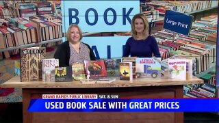Smart Shopper: Bargain books and a $5 bag sale at Grand Rapids Public Library
