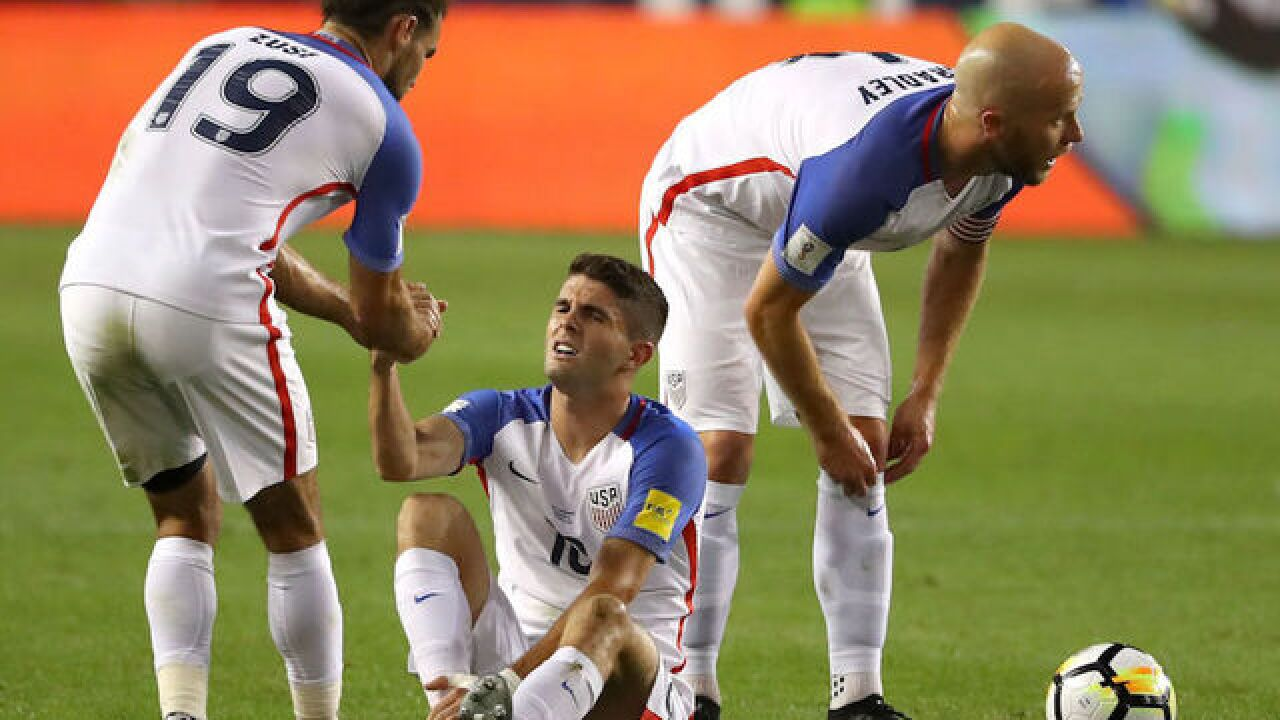 United States fails to qualify for World Cup after stunning defeat