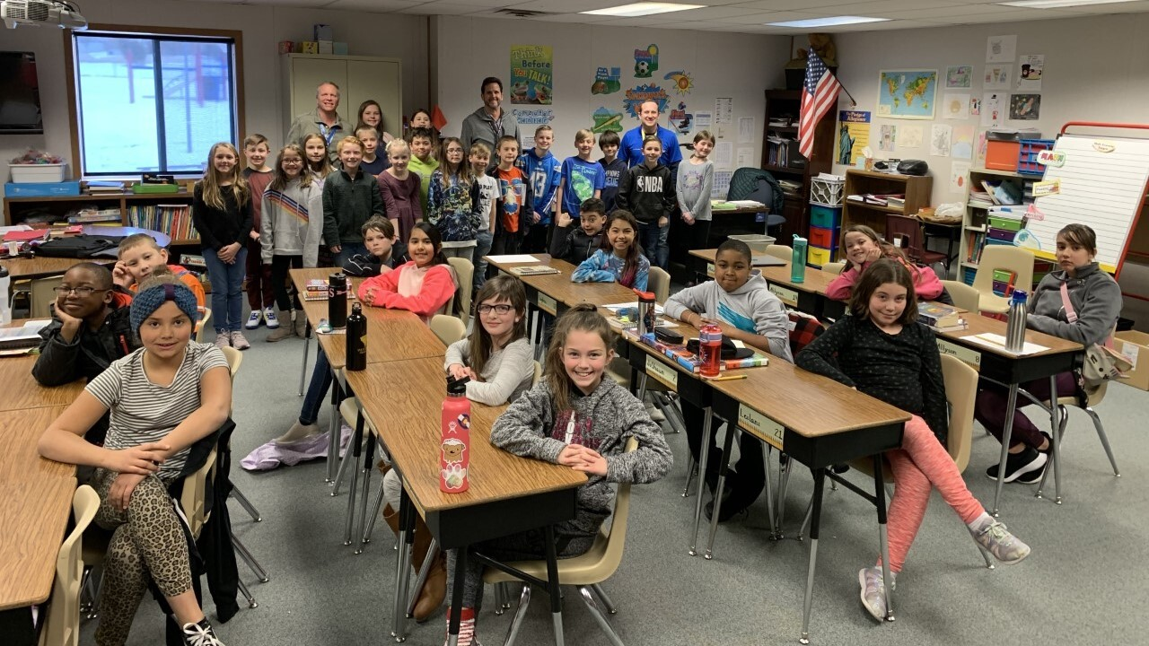 Storm Safe at Stetson Elementary