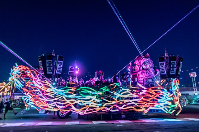 PHOTOS: Day 1 of the Electric Daisy Carnival lights up Las Vegas