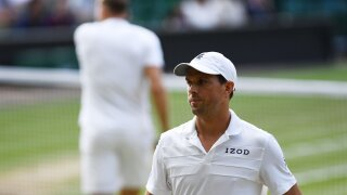 US tennis star fined for pretending to shoot line judge with racket
