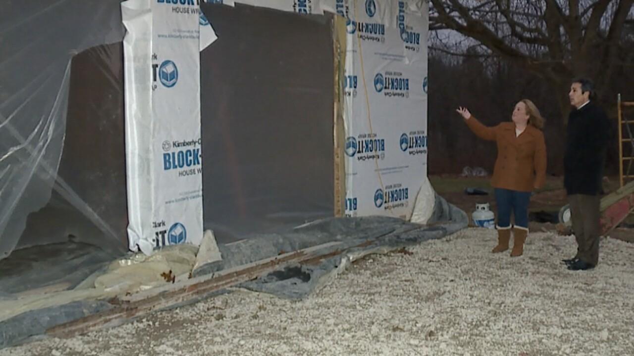 Richfield couple fights garage supply refund battle