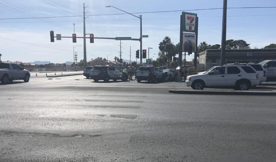 Lake Mead Blvd police scene.JPG
