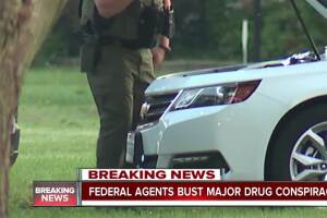 California to Cleveland drug ring busted by the feds