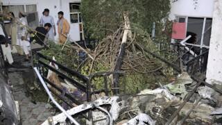 Afghanistan Drones Target Troubles