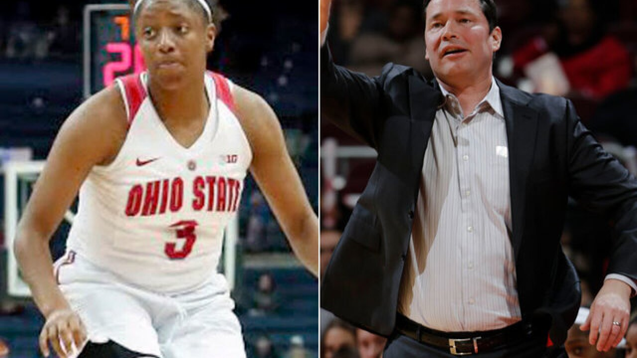 OSU coach talks Kelsey Mitchell, WNBA Draft