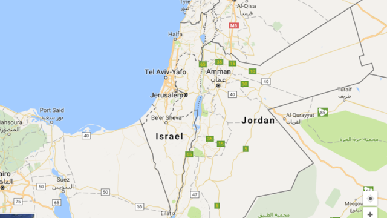 Google facing backlash after removing Palestine from Maps