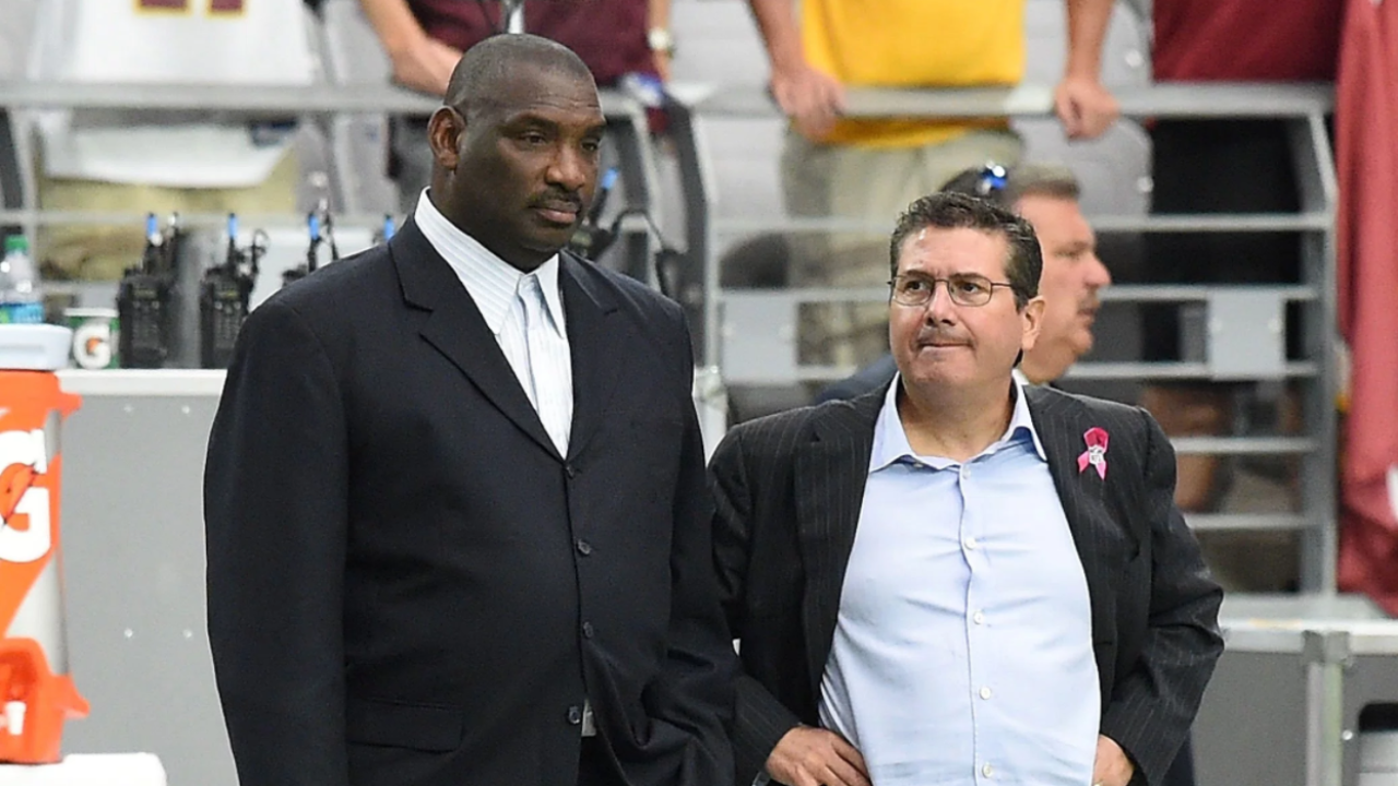 'Skins scoop: Doug Williams says health, not help will benefit Redskins