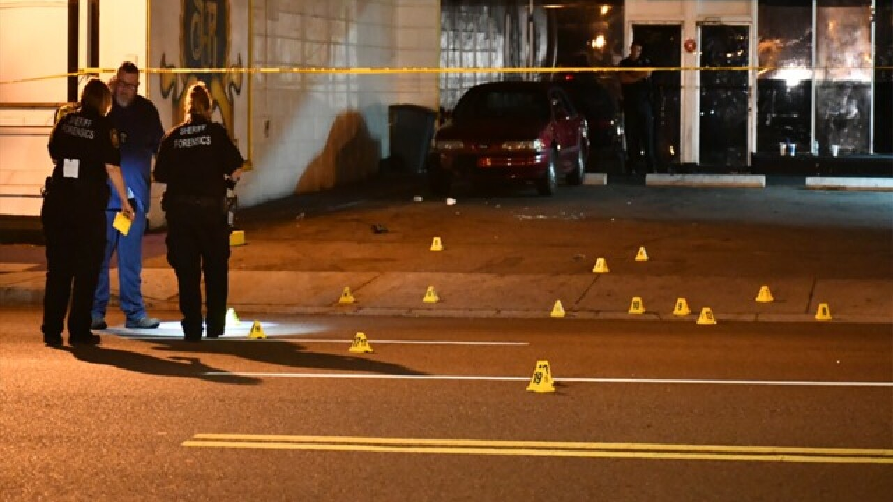 Man dead in shooting outside St. Pete nightclub