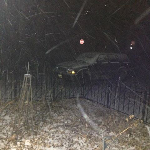 PHOTOS: Snow arrives in Omaha Metro