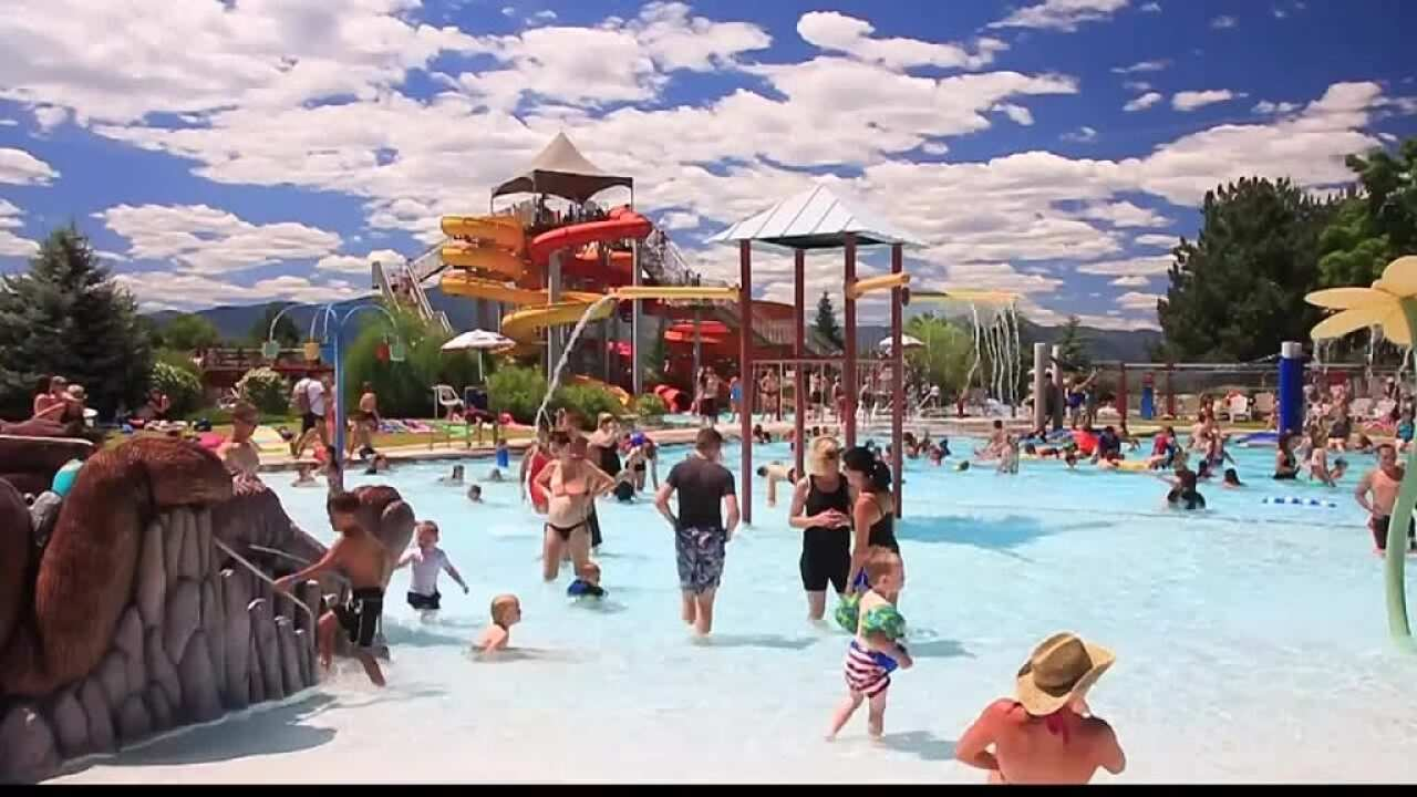 Splash Montana set for Friday opening