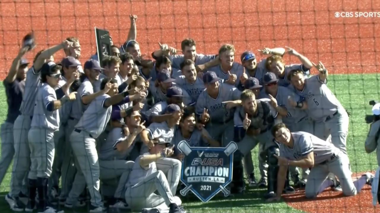 ODU baseball wins Conference USA
