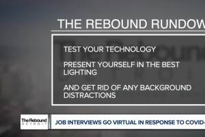 Looking for a new job? How to do your best virtual interview to get hired during pandemic