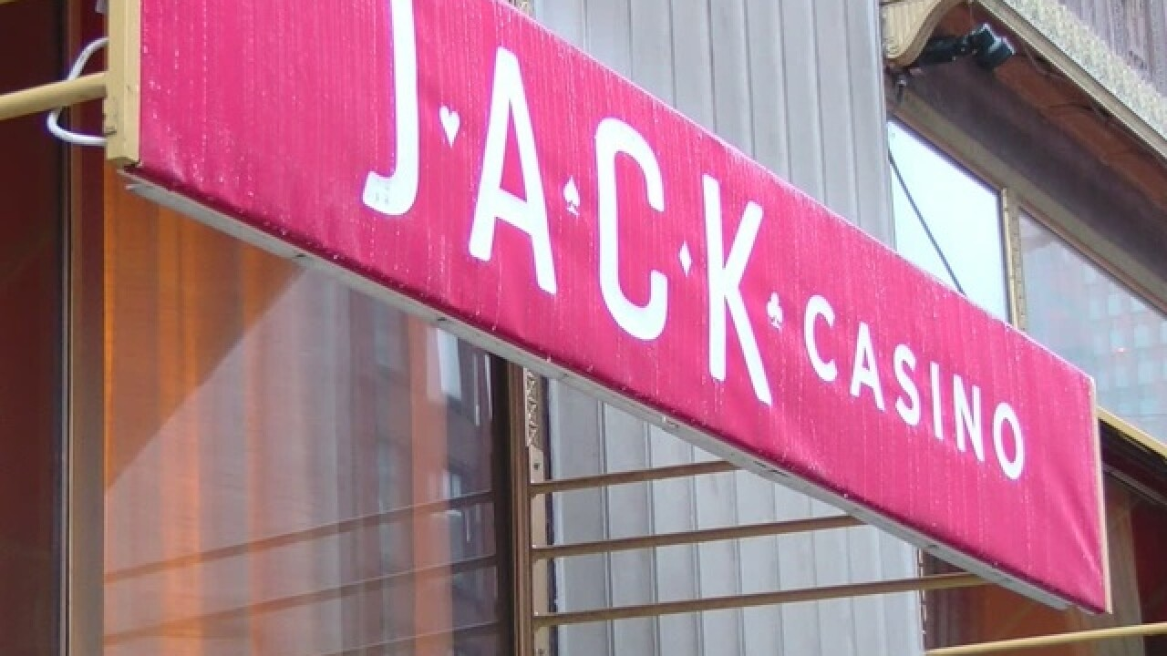 JACK Entertainment, JACK Cleveland Casino fined following underage admittance