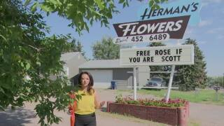 What's in a name? Herman's Flowers knows