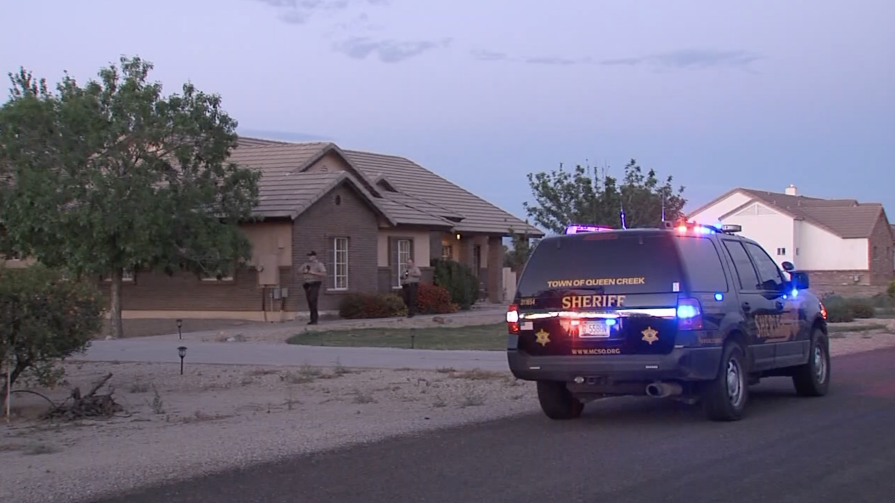 KNXV Queen Creek 3-year-old pulled from pool