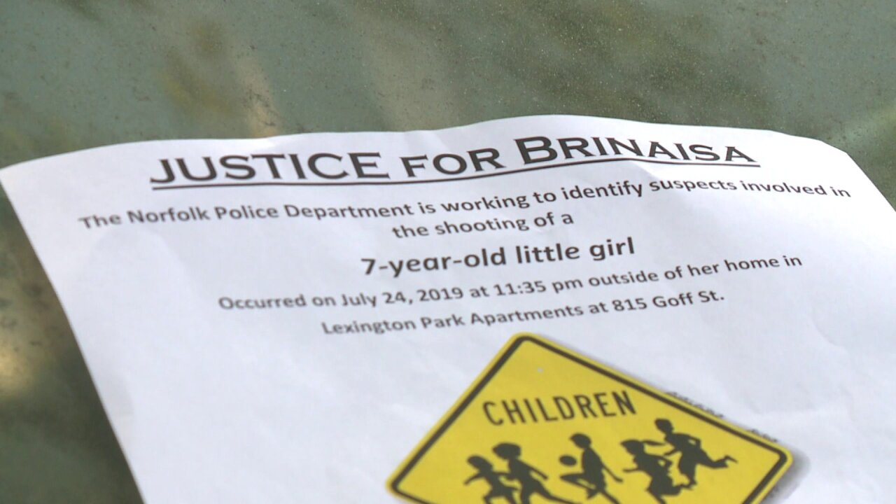 'None of these things are mysteries' Norfolk Police recanvass area where 7-year-old girl wasshot
