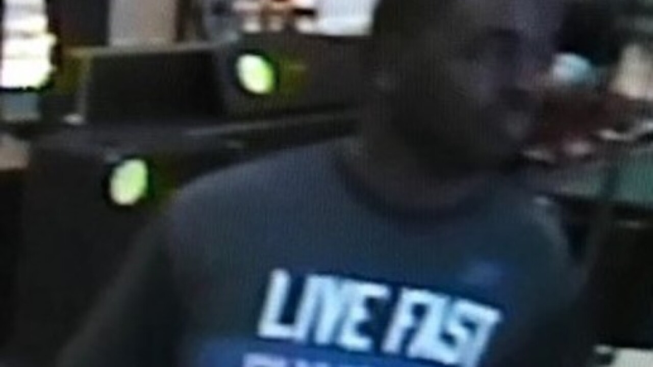 Police looking for two persons of interest