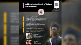 Black Student Event in Palm Beach County May 5