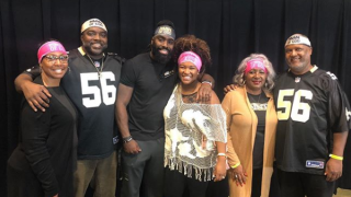 NFL drops fine for Saints player that wore 'Man of God' headband