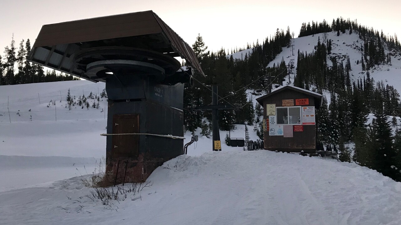 Lost Trails opens for the season