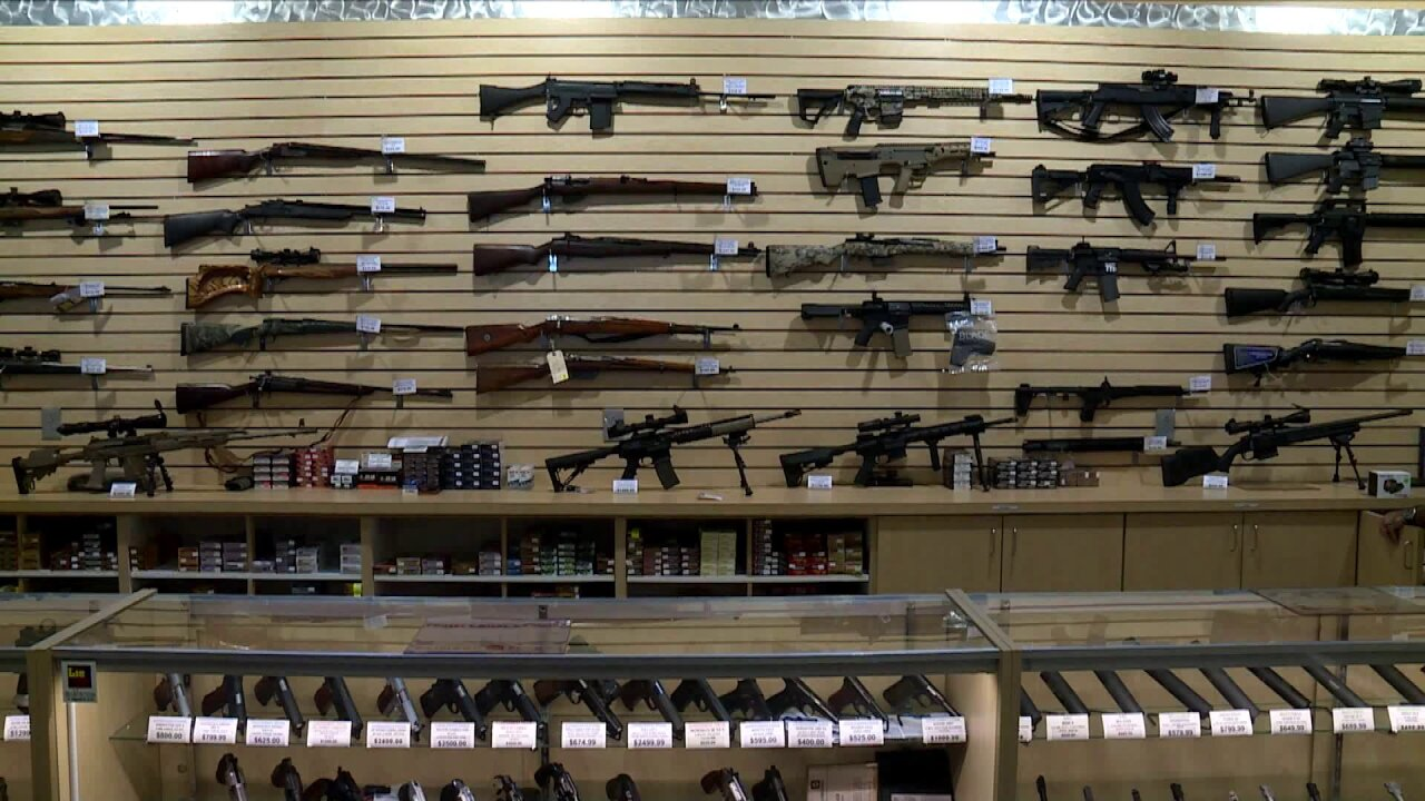 Second Amendment 'sanctuary' movement hope to send message to Virginialawmakers