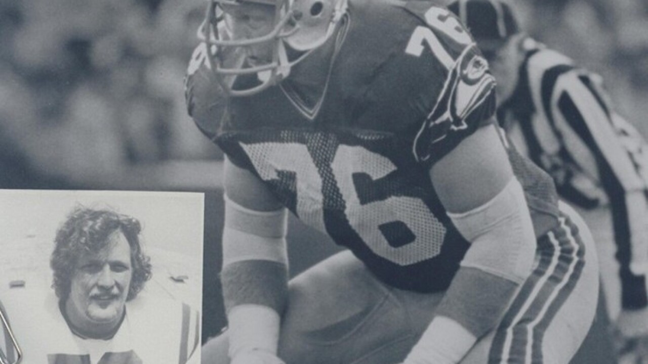NFL Draft memories: MSU Hall of Famer Jon Borchardt blocked his way into NFL