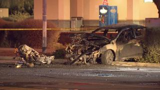 Deadly crash near 35th Avenue and Union Hills